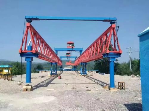 库尔勒200t-50m公路架桥机