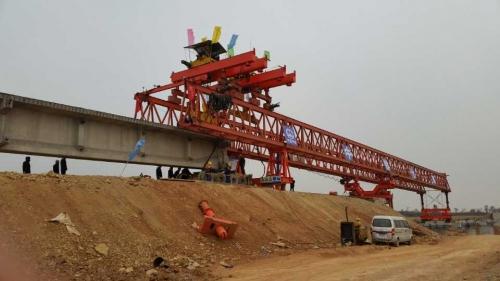 200t-50铁路架桥机