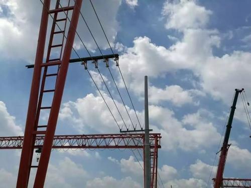 奎屯裸线供电系统